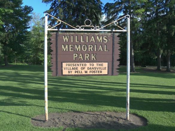 Williams Memorial Park