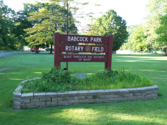 Babcock Park, Rotary Field