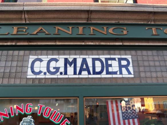 C.G. Mader