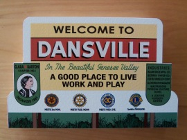 Welcome to Dansville