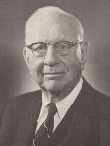 Nicholas H. Noyes ca. 1965