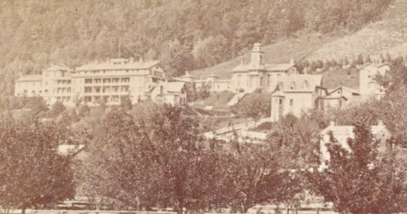 Our Home on the Hillside 1880 (stereoview)