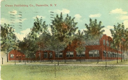 Owen Publishing Co PC 1913