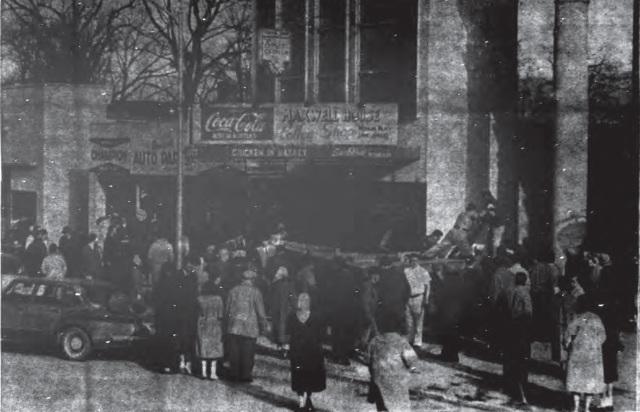 Maxwell House Coffee Shop Jan 18 1961