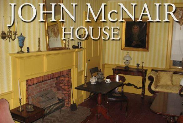 John McNair house 2013 2