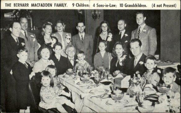 Bernarr MacFadden Center (Family) PC