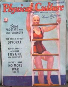 Physical Culture 1936, Macfadden