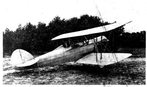 Lynn Pickards plane