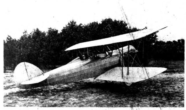 Lynn Pickards plane